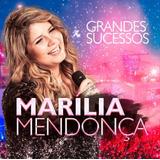 Marília Mendonça - Grandes Sucessos