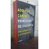 Principios De Filosofía - Adolfo P Carpio
