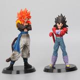 Figuras/muñecos Dragon Ball Z Vegeta Ss4/gogeta Ss4 Gt $x2