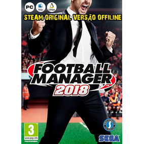 Football Manager 2018 Steam Original Offiline + Fm Touch