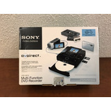 Grabador Sony Vrd-mc6 Dv Direct Multi Función!