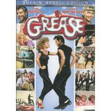 Grease (vaselina) Pelicula En Dvd. Región 1
