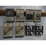 The Beatles 8 Cassettes Tapes De Coleccion