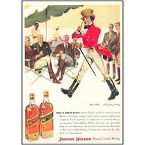 Posters Publicidad Whisky En Chapa Gruesa 20x30cm Dr-082