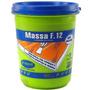 F12 Massa P/ Calafetar Madeira 400gr Cor Cumaru Viapol