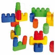 Mega Blocks, Juego Para El Desarrollo De La Psicomotrocidad