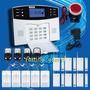 Central De Alarma Gsm Con Aviso A Celular