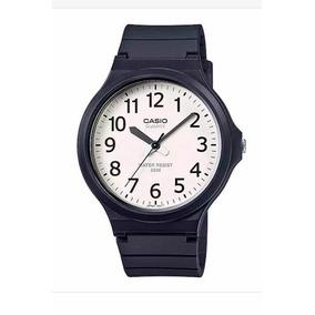 Relógio Analógico Casio Digital Mw-240-7bvdf
