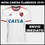 edd78fbf4d Camisa Flamengo A Nova - Camisa Flamengo Masculina no Mercado Livre ...
