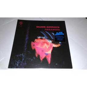 Lp Black Sabbath Paranoid Vinil 180g Lacrado
