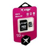 Memoria Micro Sd 16gb Xtigo Clase 10