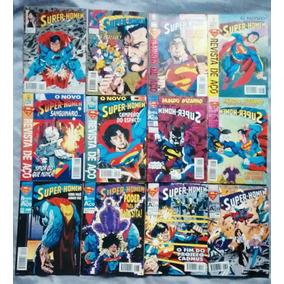 Superman : 23 Hqs Em Formatinho