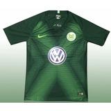 31edeabc29 Camisa Vfl Wolfsburg - Futebol no Mercado Livre Brasil
