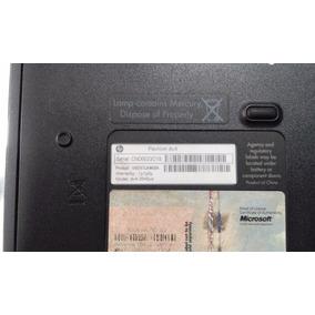 Notebook Dv4 2140us - Defeito Na Placa Mãe As Vezes Liga