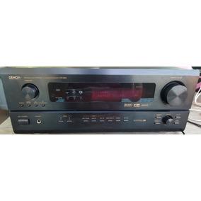 Receiver Denon Avr 2800 5.1 Canais Dts Dolby Digital 24 Bit
