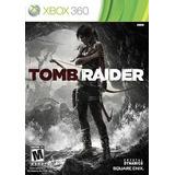 Tomb Raider Xbox 360 Codigo Descargable