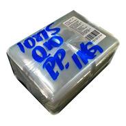 Saco Plástico Transparente 10x15 0,10 Pp 666 Unid 1 Kg
