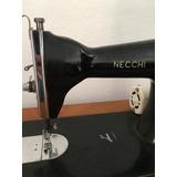 Maquina De Coser Necchi Electrica Y Manual