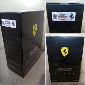 Perfume Ferrari Black 125ml Original - Lacrado - Promoção