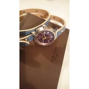 Reloj Para Dama Louis Vuitton Original Base Eta