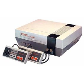 Nintendo 8 Bits Nintendinho 600 Jogos Clássicos 2 Controles