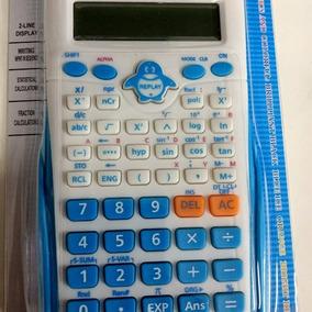 Calculadora Científica Kenko Muito Boa.
