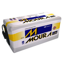 Bateria Moura 100 Ah Tratotes Massey Ferguson