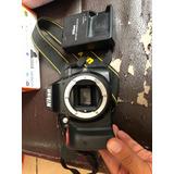 Cámara Nikon D3400 Video Y Foto Solo Cuerpo