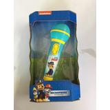 Paw Patrol Microfono Karaoke - Boing Toys - 1608057