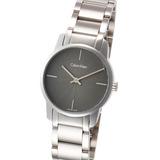Reloj Calvin Klein K2g23144 100% Acero Inoxidable Suizo Dama