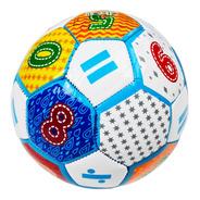 Mini Bola Futebol Diâmetro 48 Cm - Cores Variadas