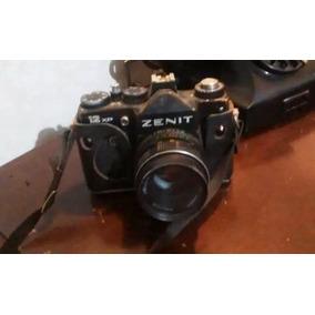Camera Fotografica Antiga Zenit 12 Xp Maquina Frete Grátis