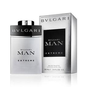Bvlgari Men Extreme Edt - Perfume Masculino - 100ml