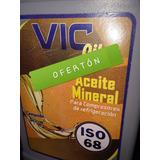 Aceite Vic Oil Iso 68 Para Compresores De Refrigeración .