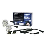 Kit Lampada Shocklight Led Headlight 2d H4 6000k 35w