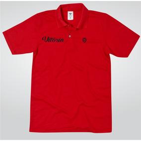 Camisa Camiseta Vitoria Gola Polo Masculino Varias Cores 211a5c624c710