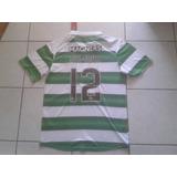 Camisa Celtic 2017 Cristian Gamboa Costa Rica Saprissa