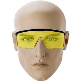 Óculos Amarelo Bloqueador De Luz Azul - Xenon Dentista 1 Uni