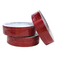 1 Rolo Fita Master Lisa Para Laços 32mmx100m - Vermelho