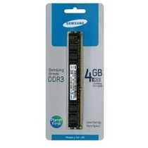 Memoria Samsung 4gb Ddr3 240-pin Pc3-12800 1600mhz