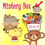 Caja Sorpresa De Dulces Japoneses (24pza) + Regalo Sorpresa
