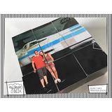 Souvenir Rompecabeza Cubos Madera Personalizado Fotos Selfie
