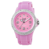 Reloj Ice Watch Silicona+cristales, Sumergible St.ps.s.s.10