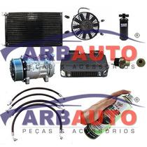 Kit De Ar Condicionado Automotivo Universal - Substituição