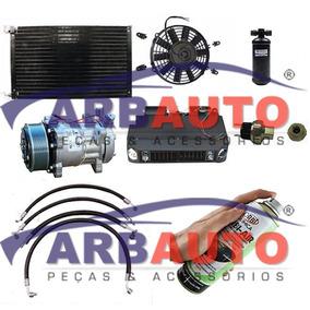 Kit De Ar Condicionado Veicular Universal - Adaptação Geral