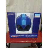 Casco De Megaman - Helmet Replica Wearable With Leds
