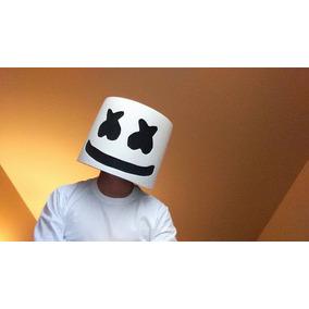 Casco/cabeza/helmet Marshmello