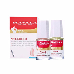 Mavala Nail Shield Fortificante Para Unhas 2x5ml
