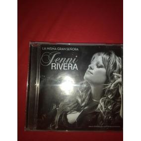 Jenny Rivera La Misma Gran Señora Cd