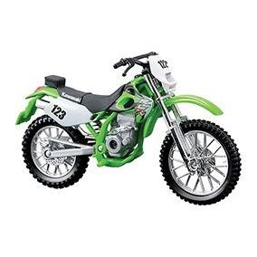 Miniatura Moto Maisto Kawasaki Klx250sr 1:18